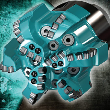 SplitBlade New PDC Bit Technology