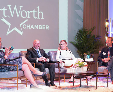 Fort Worth Mayor International Luncheon
