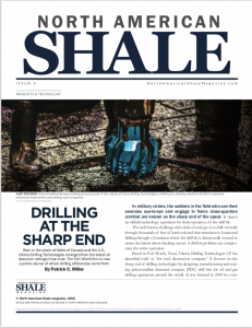 North American Shale Magazine Article