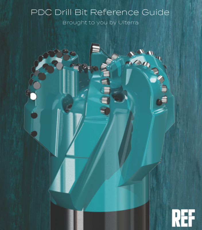 Ulterra's PDC Drill Bit Reference Guide